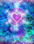 Szívháló meditáció