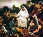 Jézus a szívbéli tanulásról