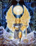 Invokáció Mihály arkangyal erejéhez