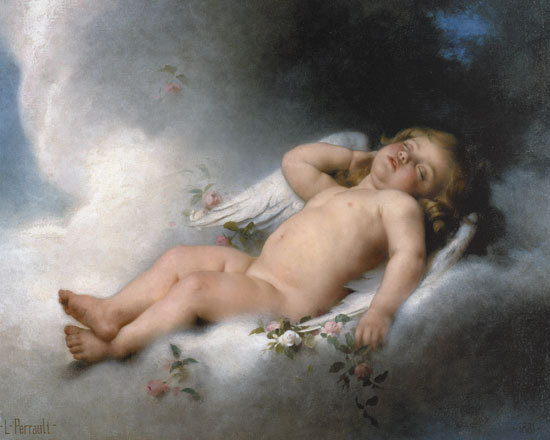 Sleeping Angel Perrault L