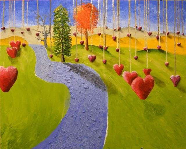 heart forrest